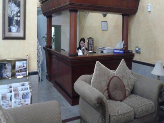 Al Mourouj Inn - Doha - Front desk