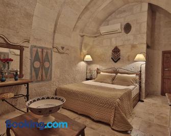 Tekkaya Cave Hotel - Göreme - Bedroom