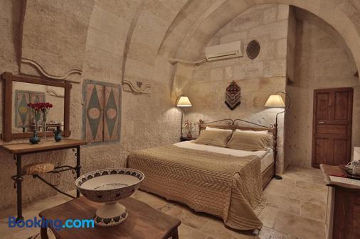 特卡亞洞穴酒店 - 內夫瑟希爾 - 格雷梅 - 臥室