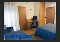 Hotel Clarici - Spoleto - Bedroom