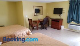 Budget Motel - Orlando - Bedroom
