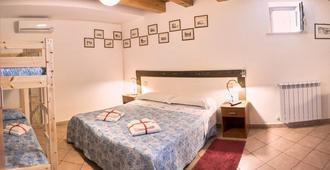 B&B La Suite - Milazzo - Schlafzimmer