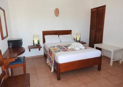 Hotel Marcianito - Isla Mujeres - Phòng ngủ