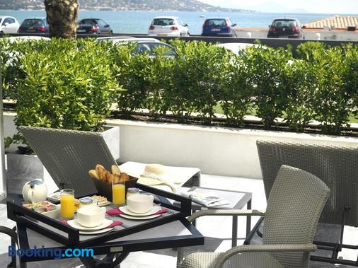 海灘酒店 - 聖馬克西姆 - 陽台