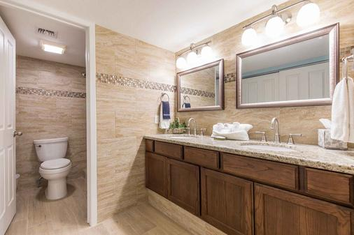 Saida Towers by Padre Island Rentals - South Padre Island - Bathroom