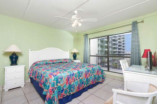 Saida Towers by Padre Island Rentals - South Padre Island - Bedroom