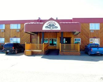 Yukon Inn - Whitehorse - Building