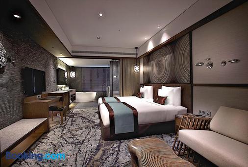 arTree Hotel - Taipei (Đài Bắc) - Phòng ngủ