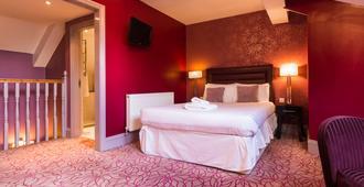Gardens Hotel - Manchester - Schlafzimmer