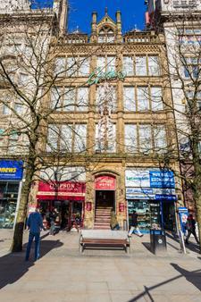 Gardens Hotel - Manchester - Building