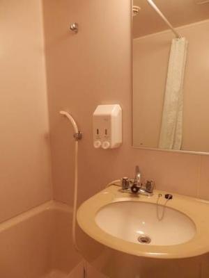 Fukui Palace Hotel - Fukui - Bathroom