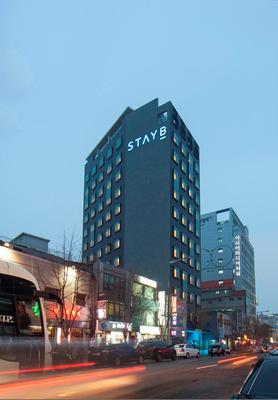 明洞stay B飯店 - 首爾 - 建築