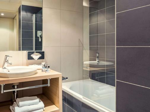 Hôtel Mercure Paris Gare De Lyon Tgv - Paris - Bathroom