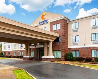 Comfort Inn and Suites - Pine Bluff - Edificio