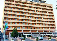 Shodlik Palace - Taskent - Edificio