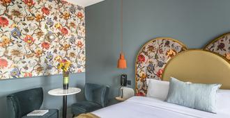 Hotel Léopold - París - Habitación
