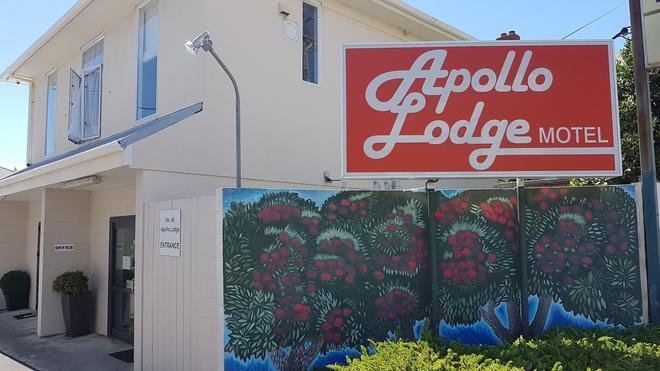 Apollo Lodge Motel - Wellington - Building