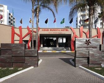 Kenzi Europa - Agadir - Gebäude