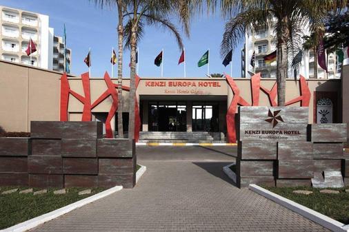 Kenzi Europa - Agadir - Building