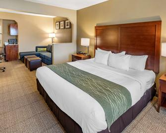 Comfort Inn and Suites Lincoln Talladega I-20 - Lincoln - Ložnice