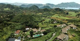 Mawun Raya Resort - Kuta - Außenansicht