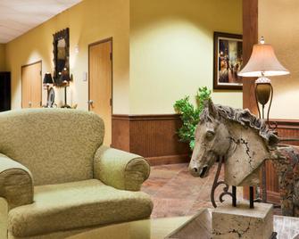 Holiday Inn Express Salado-Belton - Salado - Huiskamer