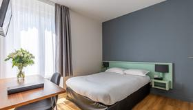 Atlantic Hotel Rennes Centre Gare - Rennes - Bedroom