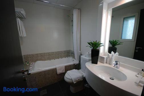 海灣綠洲大酒店公寓 - 杜拜 - 杜拜 - 浴室