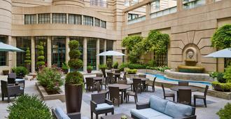 大華盛頓特區威斯汀酒店 - 華盛頓 - 華盛頓 - 天井