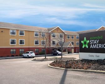 Extended Stay America - Akron - Copley - East - Copley - Building