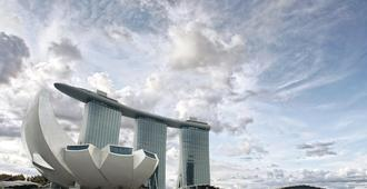 Marina Bay Sands - Singapore - Building