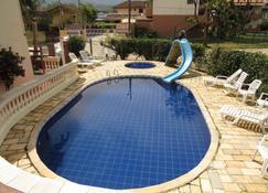 Residencial Chalés Âncora - Ubatuba - Piscina