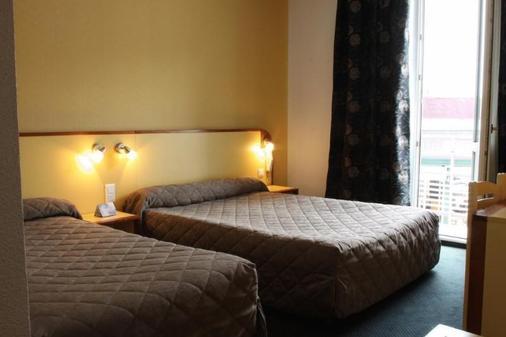 Hotel Florida - Lourdes - Bedroom