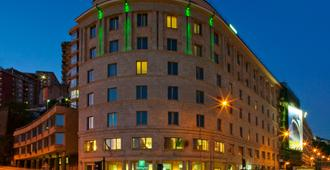 Holiday Inn Genoa City - Genua - Gebäude