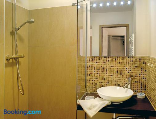 Hotel Andreas - Dresden - Phòng tắm