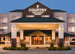 Country Inn & Suites by Radisson, Council Bluffs - Council Bluffs - Building