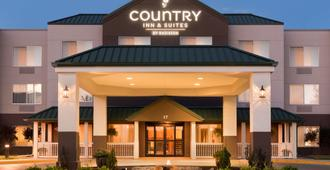 Country Inn & Suites by Radisson, Council Bluffs - Council Bluffs - Edificio