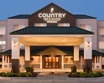 Country Inn & Suites by Radisson, Council Bluffs - Council Bluffs - Gebouw