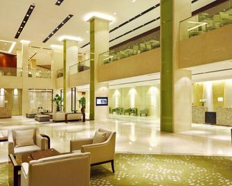 Holiday Inn Wuhan Riverside - Wuhan - Recepción