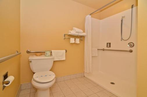 Best Western Topaz Lake Inn - Gardnerville - Bathroom