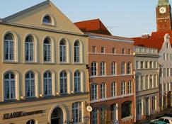 Top Cityline Klassik Altstadt Hotel - Lübeck - Gebäude