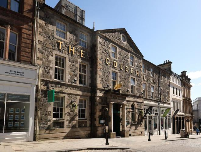Golden Lion Hotel - Stirling - Κτίριο