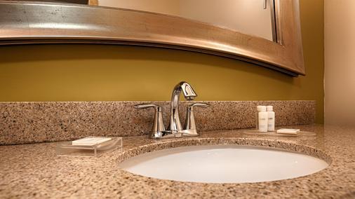 貝斯特韋斯特塞西爾平原套房酒店 - 傑克遜維爾 - 傑克遜維爾 - 浴室