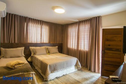 Pousada Villa Alferes - Tiradentes - Bedroom