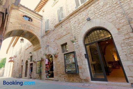 La Casina Colorata - Assisi - Building