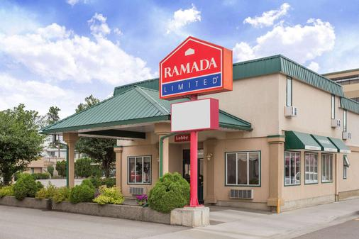Ramada Limited Quesnel - Quesnel - Rakennus