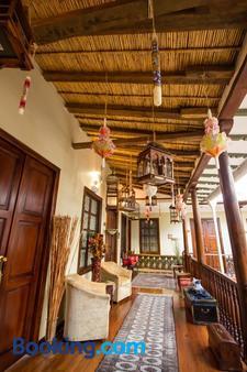Hotel Boutique Santa Lucia - Cuenca - Balcony