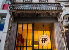 Hotel Pantheon Palace by WP Hotels - Blankenberge - Gebäude