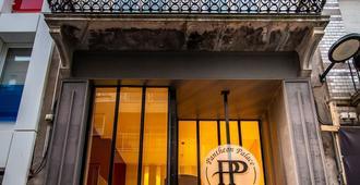 Hotel Pantheon Palace by WP Hotels - Blankenberge - Rakennus