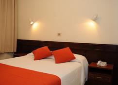 ホテル カリフォルニア - モンテビデオ - 寝室